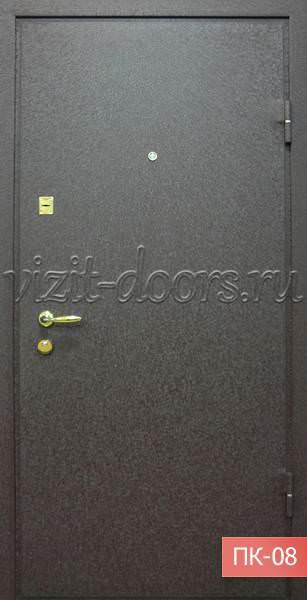 дверь металлическая под кожу крокодила