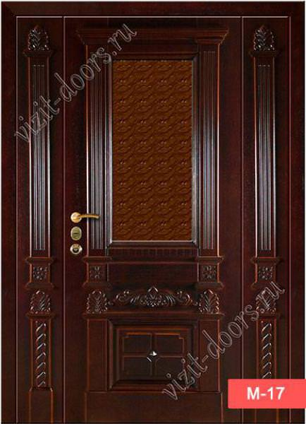 Двери из массива на заказ - МОСПОДРЯД