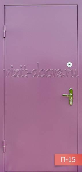 входные двери металлические с установкой в Москве