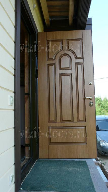 железные двери клинский район
